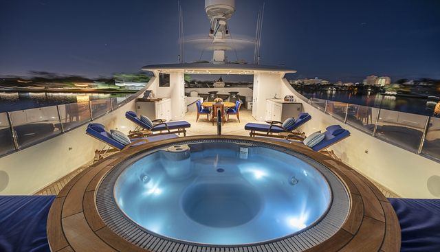 Never Enough Charter Yacht - 3