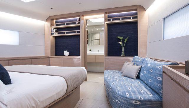 Kiboko Tres Charter Yacht - 8