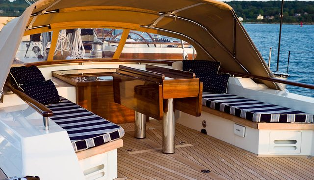 Christopher Charter Yacht - 4