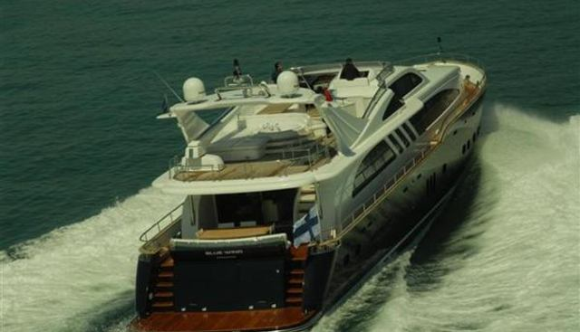 Giant 100 Motor Yacht 2009 Charter Yacht - 3