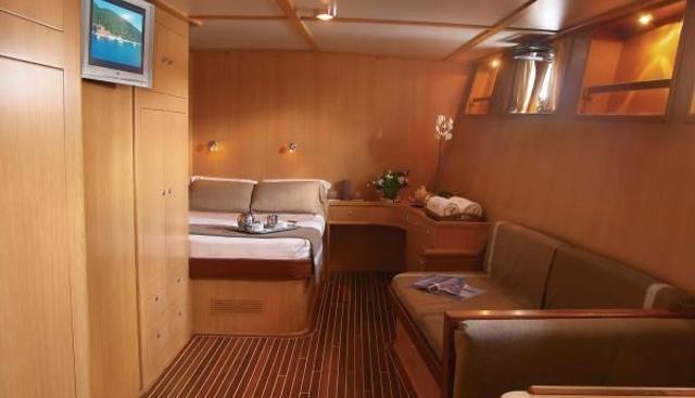 Steel Motor Yacht Charter Yacht - 5