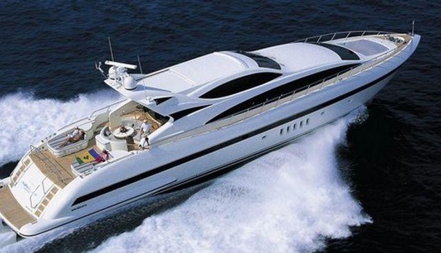 Negara Charter Yacht - 5