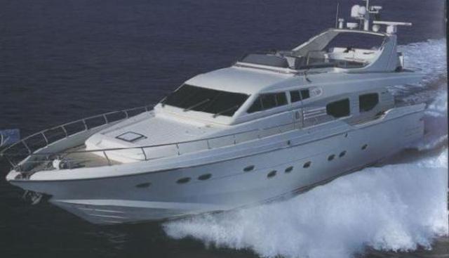 POSILLIPO 80 Charter Yacht