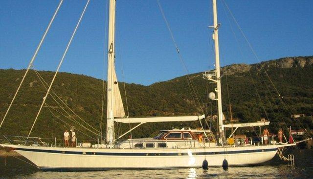 Sailing T Charter Yacht - 2
