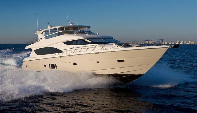 Hatteras 80 Charter Yacht - 7