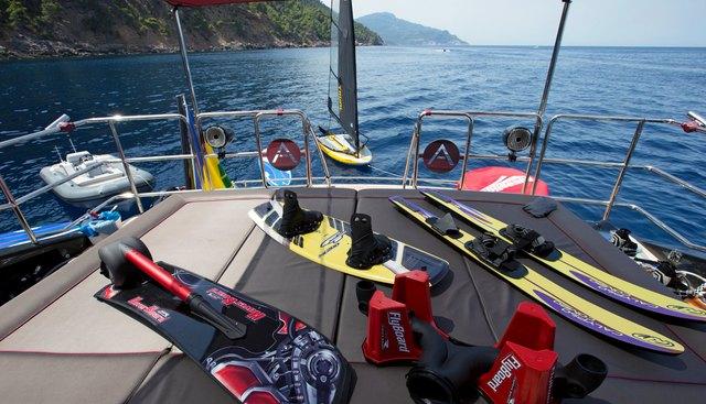 Ascari I Charter Yacht - 5