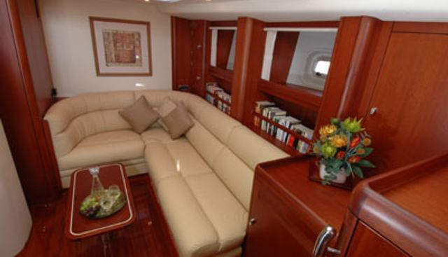 Altacerra Charter Yacht - 6