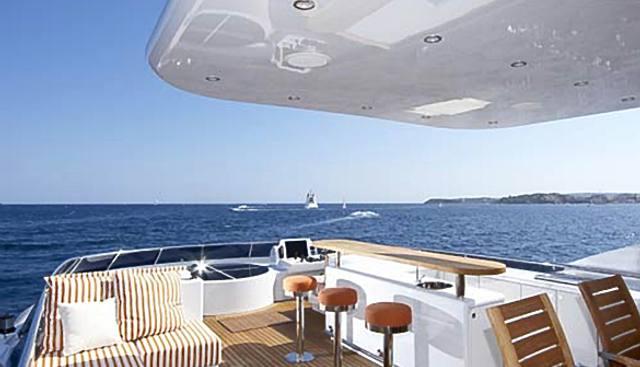 Life Saga Charter Yacht - 4