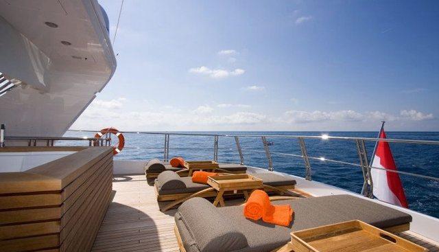 Keep Cool Charter Yacht - 5