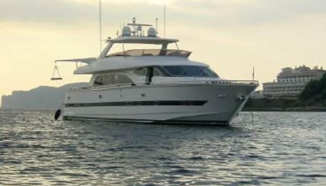 Kintali Charter Yacht