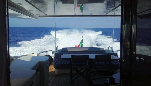 Anche No! Charter Yacht - 3