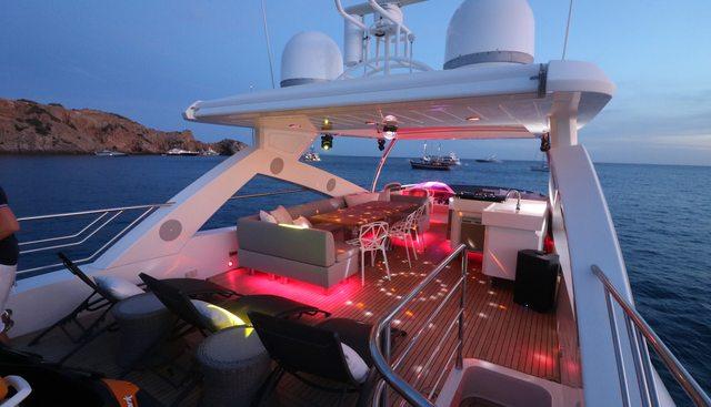 Li-Jor Charter Yacht - 4