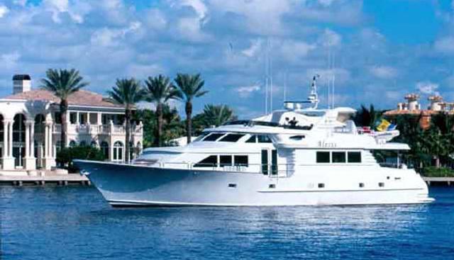Stray Kat Charter Yacht - 2