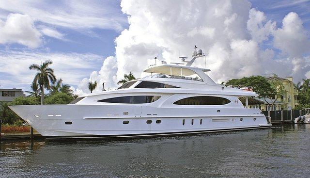 Perfect Harmony Charter Yacht