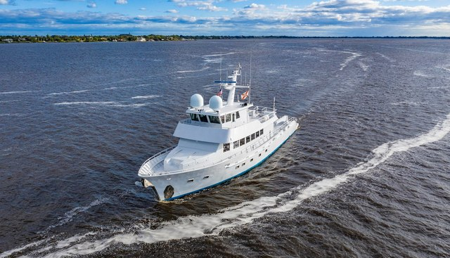 Reset Charter Yacht - 4