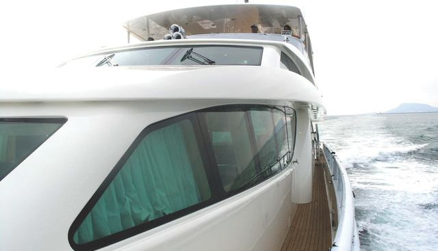 Lady Eileen II Charter Yacht - 3
