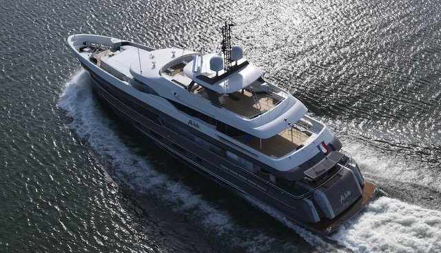 Alive Charter Yacht
