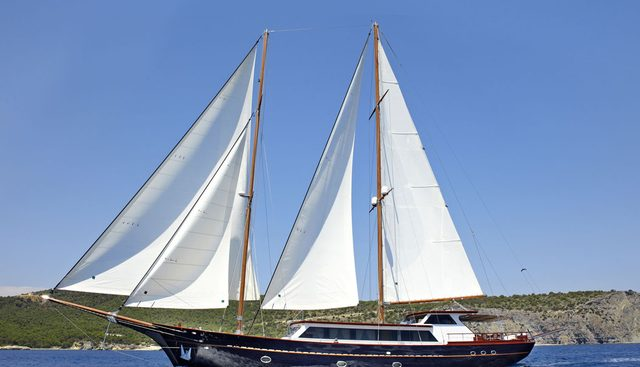 Iraklis L Charter Yacht