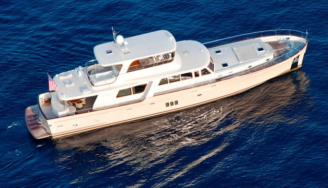 Vicem 92 Charter Yacht - 4