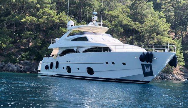 Funda D Charter Yacht