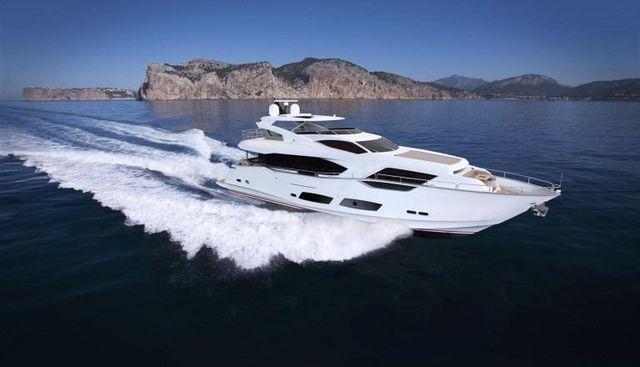 SUNSEEKER 95 YACHT Charter Yacht