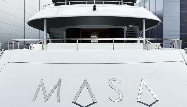 Masa Charter Yacht - 2