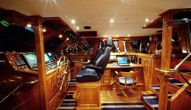 Anya Charter Yacht - 5