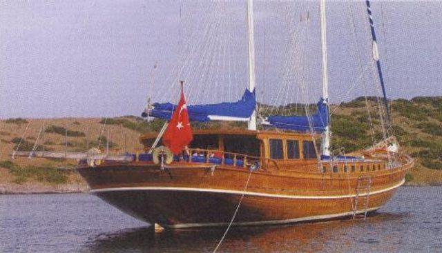 Fatma Kristina Charter Yacht - 2