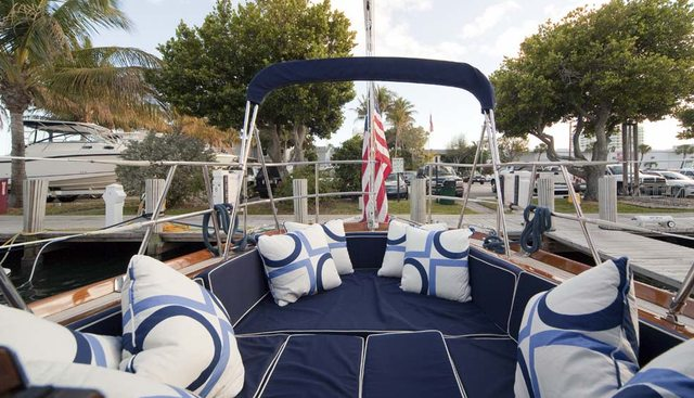 Hermie Louise Charter Yacht - 3