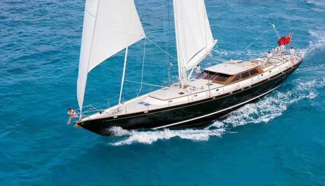 Whirlwind Charter Yacht - 2