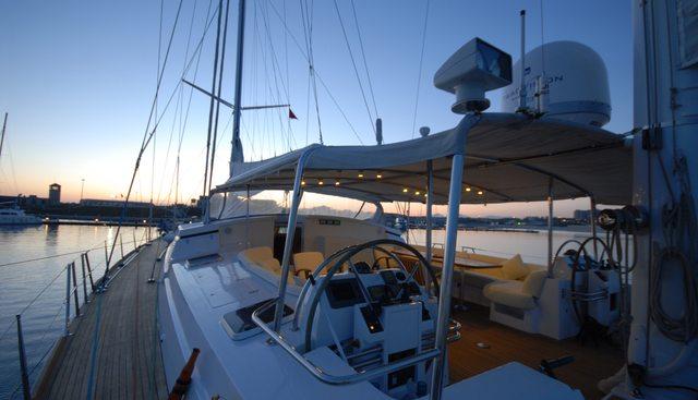 Rosinante of Notika Charter Yacht - 2