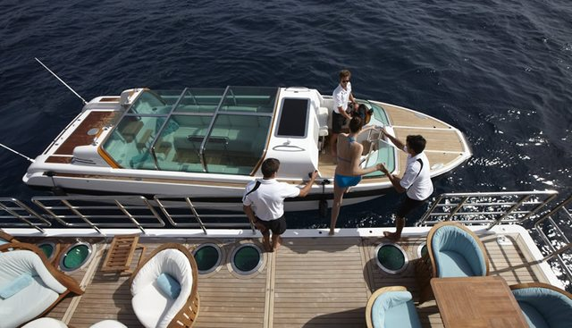 Pegasus VIII Charter Yacht - 6