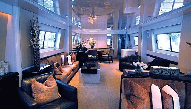 Illusions Charter Yacht - 8
