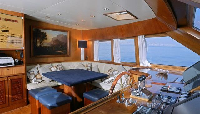 Blue Lady Charter Yacht - 5