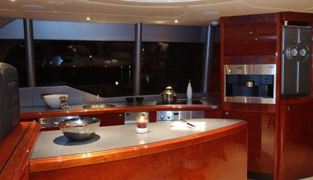 Morpheus Charter Yacht - 4