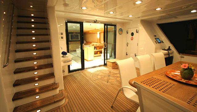 Berada Charter Yacht - 7