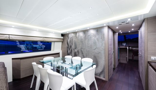 Efficient Propulsion Charter Yacht - 5