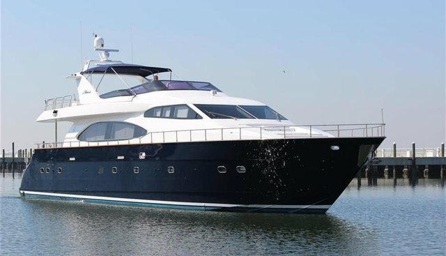 Delete (Dolce) Charter Yacht