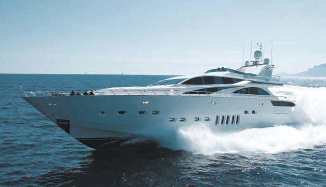 Top Feet Charter Yacht