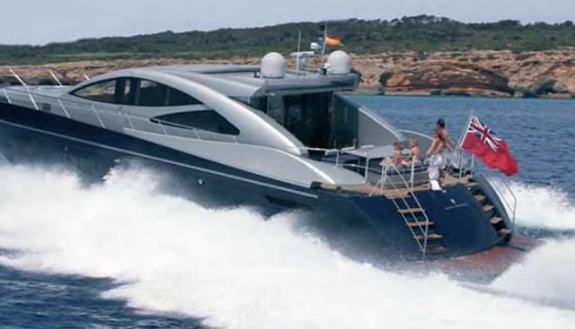 Ragnar Danneskjold Charter Yacht - 2