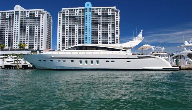 Veloce Charter Yacht