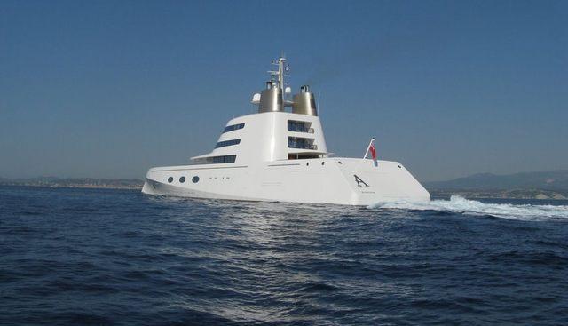 A Charter Yacht - 3