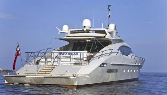 Escape II Charter Yacht - 4