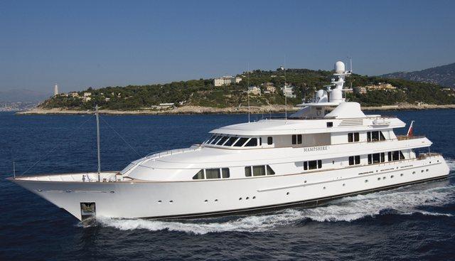 Ambition Charter Yacht