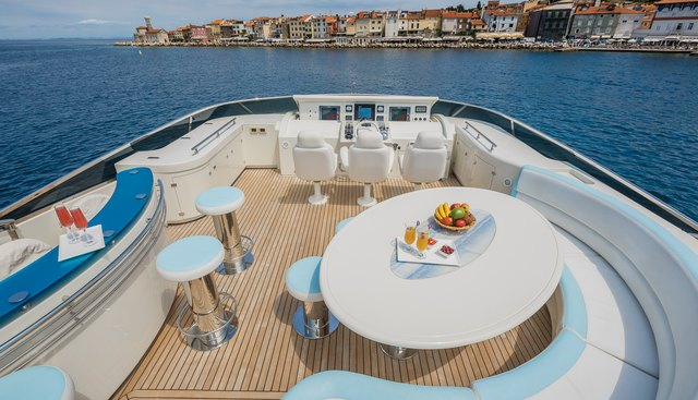 Vellmari Charter Yacht - 3