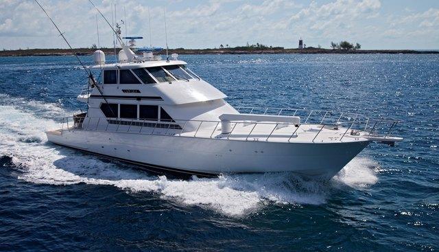 Lady Lila Charter Yacht