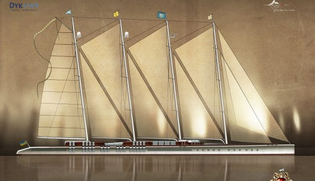 Dream Symphony Charter Yacht - 3
