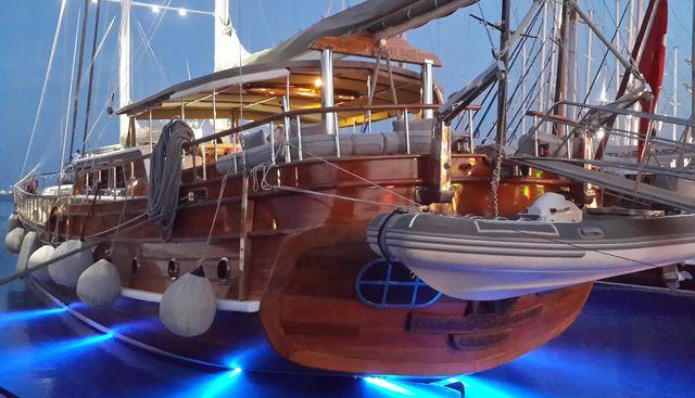 Kaptan Mehmet Bugra Charter Yacht - 5