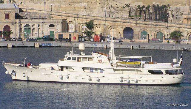 Celestial Charter Yacht - 2