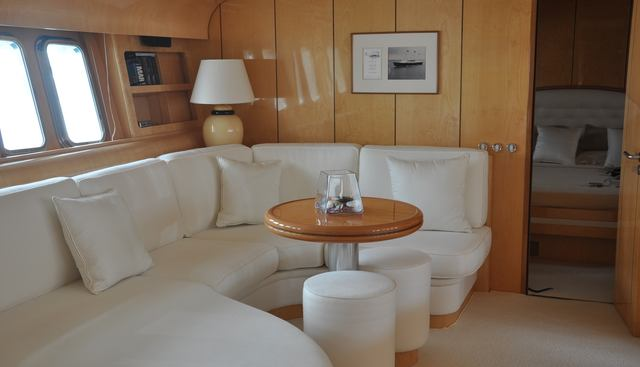 Cafe del Mar Charter Yacht - 3